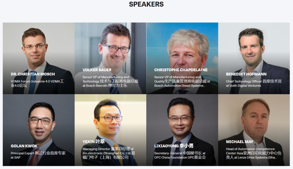 June 21st, 2019 VDMA Flagship Industrie 4 0 Conference at Smart